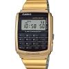นาฬิกา Casio Data Bank รุ่น CA-506G-9A ของแท้ รับประกัน 1 ปี