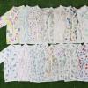 เสื้อผูกหน้าแขนยาว 0-3 เดือน (แพค 3 ตัว)