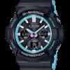 นาฬิกา Casio G-Shock Special Pearl Blue Neon Accent Color series รุ่น GAS-100PC-1A ของแท้ รับประกัน1ปี