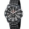 นาฬิกา Luminox รุ่น LUMINOX XS.3082 (สายข้อแข็ง PC Carbon) Men Navy SEAL White Colormark Chronograph