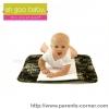 ผ้ารองเสริม Memory Foam สำหรับเปลี่ยนผ้าอ้อมแบบพกพา Ah Goo Baby - Earth