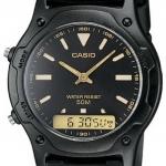 นาฬิกา คาสิโอ Casio STANDARD ANALOG-DIGITAL รุ่น AW-49HE-1A
