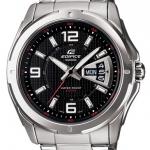นาฬิกา คาสิโอ Casio EDIFICE 3-HAND ANALOG รุ่น EF-129D-1A