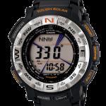 นาฬิกา คาสิโอ Casio PRO TREK DUAL-LAYER LCD รุ่น PRG-260-1