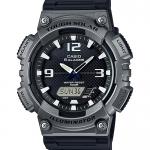 นาฬิกา คาสิโอ Casio SOLAR POWERED รุ่น AQ-S810W-1A4V (สี Space Gray) ของแท้ รับประกัน 1 ปี