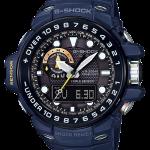 นาฬิกา คาสิโอ Casio G-Shock GULFMASTER 3-sensors Limited Master of G ชุด Master in Navy Blue series รุ่น GWN-1000NV-2A (นำเข้า Japan) ของแท้ รับประกัน 1 ปี