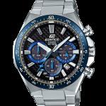 นาฬิกา Casio EDIFICE CHRONOGRAPH Carbon Fober&Solar Powered รุ่น EQS-800CDB-1BV ของแท้ รับประกัน 1 ปี