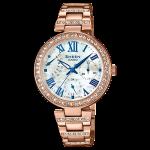 นาฬิกา คาสิโอ Casio SHEEN MULTI-HAND รุ่น SHE-3043BPG-7A ของแท้ รับประกัน1ปี