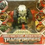 Transformers: ทรานสฟอร์เมอร์ Revenge Of The Fallen Decapticons Devastator Hasbro NEW