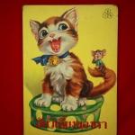 นิทานภาพสีปกแข็งไทยวัฒนาพานิช เรื่องสัตว์เลี้ยงของเรา