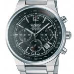 นาฬิกา คาสิโอ Casio EDIFICE CHRONOGRAPH รุ่น EF-500D-1A