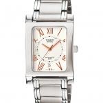 นาฬิกา คาสิโอ Casio BESIDE 3-HAND ANALOG รุ่น BEM-100D-7A3