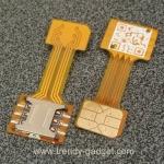 ตัวขยายถาดซิมแบบ hybrid-ตัวแปลงซิมการ์ดให้ใช้งานได้ 2 ซิมและเมมโมรี่การ์ด บนถาดซิมแบบ Hybrid - Hybrid Double Dual SIM Card Adapter Converter