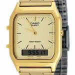 นาฬิกา คาสิโอ Casio STANDARD ANALOG-DIGITAL รุ่น AQ-230GA-9D