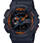 """นาฬิกา คาสิโอ Casio G-Shock Limited model รุ่น GA-110TS-1A4 """"Lamborghini"""""""