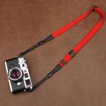 สายคล้องกล้อง รุ่น Universal - กล้อง Mirrorless กล้องฟรุ้งฟริ้งและกล้องเล็ก สีแดงเข้ม