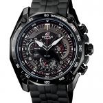 นาฬิกา คาสิโอ Casio EDIFICE 3D SHIELD CHRONOGRAPH รุ่น EF-550PB-1AVDF ตำนานรถแข่ง F1