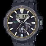 นาฬิกา Casio PRO TREK MULTI-FIELD Line รุ่น PRW-7000-1B ของแท้ รับประกัน1ปี