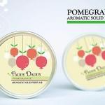 Aromatic Solid Perfume Pomegranate น้ำหอมแห้ง แพดดี้แดดดี้ กลิ่นพอมกราเนท (กลิ่นคล้ายน้ำหอม Gucci Eau de Parfum)