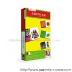 ZOOMAX Puzzle จิ๊กซอความสัมพันธ์ภาพขยายและภาพรวม สิ่งของ