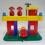 viking toys ชุดสถานีดับเพลิง