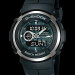 นาฬิกา คาสิโอ Casio G-Shock Standard Analog-Digital รุ่น G-300-3AV