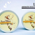 Aromatic Solid Perfume Lily น้ำหอมแห้ง แพดดี้แดดดี้ กลิ่นลิลลี่ (กลิ่นคล้ายน้ำหอม Paris Hilton)