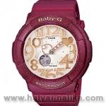 นาฬิกา คาสิโอ Casio Baby-G Neon Illuminator รุ่น BGA-131-4B2DR