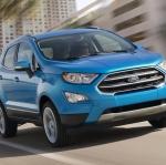 แอบส่อง Ford All New ECO SPORT 2018 เผยโฉมแล้วที่ อเมริกา