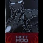 Hot Toys : MMS 272 D08 HOT ROD (MARK XXII) Iron Man 3 Exclusive