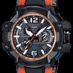 นาฬิกา Casio G-SHOCK นักบิน GRAVITYMASTER GPS Hybrid Wave Captor รุ่น GPW-1000-4A ของแท้ รับประกัน1ปี (CMG)