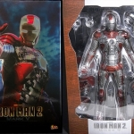 Hot Toys MMS145 IRON MAN Mark V Limited Edition NEW