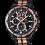 นาฬิกา คาสิโอ Casio EDIFICE CHRONOGRAPH รุ่น EFR-547BKG-1AV