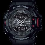 """นาฬิกา คาสิโอ Casio G-Shock Standard Analog-Digital รุ่น GA-400-1B """"BLACK EAGLE"""""""