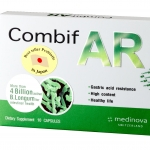 Combif AR 10 เม็ด 1 กล่อง