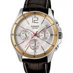 นาฬิกา คาสิโอ Casio STANDARD Analog'men รุ่น MTP-1374L-7AV ของแท้ รับประกัน 1 ปี