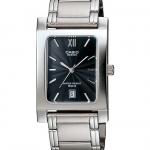 นาฬิกา คาสิโอ Casio BESIDE 3-HAND ANALOG รุ่น BEM-100D-1A