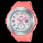 นาฬิกา Casio Baby-G ANALOG-DIGITAL Beach Glamping series รุ่น BGA-220-4A ของแท้ รับประกัน1ปี (นำเข้าJapan) ไม่วางขายในไทย