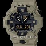 นาฬิกา คาสิโอ Casio G-Shock Special Color GA-700UC Military Utility Color series รุ่น GA-700UC-5A (สี Tan) ของแท้ รับประกัน 1 ปี