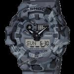 นาฬิกา Casio G-Shock Limited GA-700CM Camouflage series รุ่น GA-700CM-8A (พรางเทา) ของแท้ รับประกัน1ปี