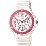 นาฬิกา คาสิโอ Casio STANDARD Analog'women รุ่น LRW-250H-4AV ของแท้ รับประกัน 1 ปี
