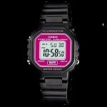 นาฬิกา Casio LADY'S STANDARD DIGITAL LA-20 series รุ่น LA-20WH-4A ของแท้ รับประกัน1ปี