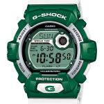 นาฬิกา คาสิโอ Casio G-Shock Limited model Color series รุ่น G-8900CS-3 [StarBucks]