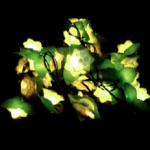 ไฟประดับดอกไม้พลาสติกบรรจุ100/ลัง