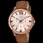 นาฬิกา คาสิโอ Casio SHEEN BROWN COLOR SERIES รุ่น SHE-3056PGL-7A ของแท้ รับประกัน1ปี