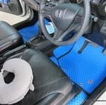 พรมกระดุม Original ชุด Full จำนวน 13 ชิ้น Honda Jazz GE 2008-2013