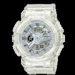นาฬิกา Casio Baby-G BA-110CR เจลลี่ใส CORAL REEF series รุ่น BA-110CR-7A (เจลลี่ขาวใส) ของแท้ รับประกัน1ปี