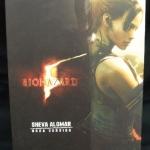 Hot Toys- VGM07- Sheva Alomar (BSAA ver) Bio Hazard 5- 1/6 New