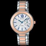 นาฬิกา คาสิโอ Casio SHEEN MULTI-HAND รุ่น SHE-3050SG-7A ของแท้ รับประกัน1ปี