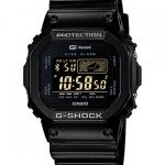 นาฬิกา คาสิโอ Casio G-Shock Bluetooth watch รุ่น GB-5600B-1B [GEN 2] (นำเข้า EUROPE) ไม่มีขายในไทย (หายากมากๆ)
